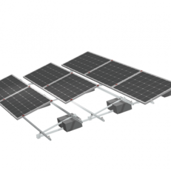 Solar Roof Ballast Bracket supplier